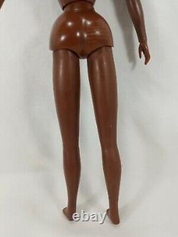 Vintage Barbie Live Action CHRISTIE AA Black Nude Mod Era! Mattel 1971 RARE HTF