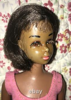 Vintage Black Francie doll African American Barbie