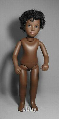 Vintage Sasha Black Doll Caleb #318 Original Outfit Uk Trendon 1975 1986