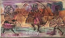 William Bill Walker Black African American Listed Artist AFRICOBRA Affiliate
